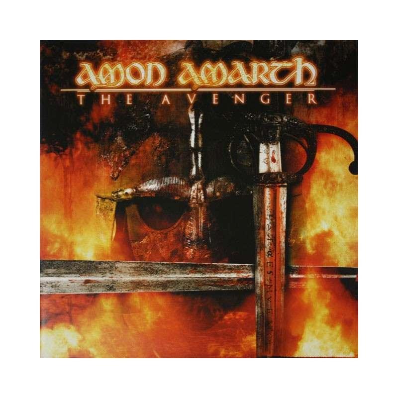 AMON AMARTH - The avenger - 2Cd