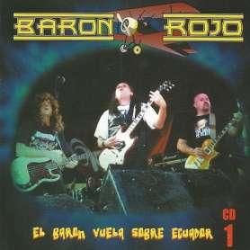 BARON ROJO - El Baron vuela...