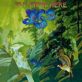 YES - Fly from here - CD