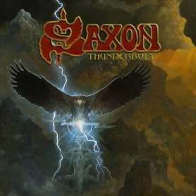 SAXON - Thunderbolt - Cd