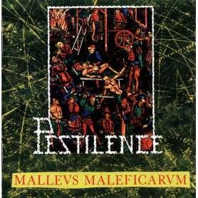 PESTILENCE - Malleus...