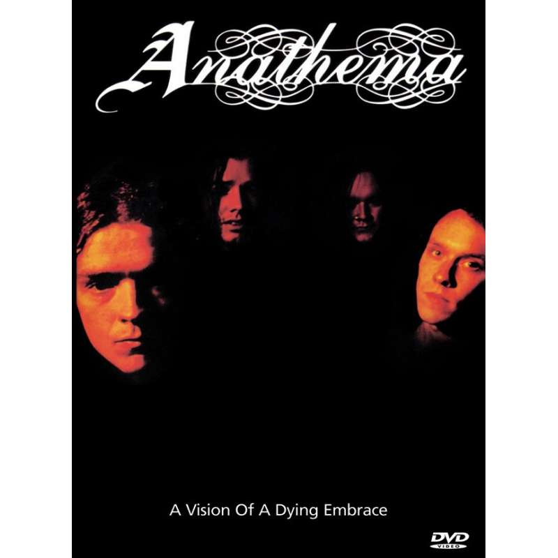 ANATHEMA  - A vision of a dying embrace - DVD