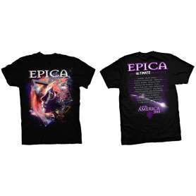 EPICA - The holgraphic system Tour 2018 Mod 1