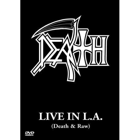 DEATH - Live in L.A. - DVD