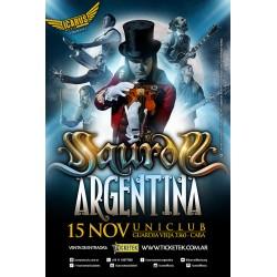 SAUROM EN ARGENTINA