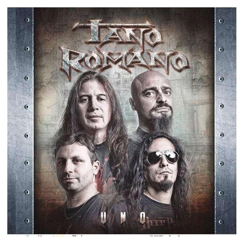 TANO ROMANO - Uno - Cd