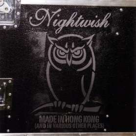 NIGHTWISH MADE IN HONG KONG...