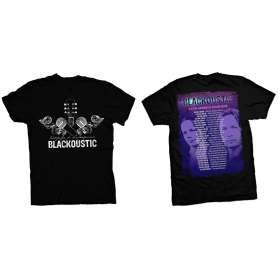 BLACKOUSTIC - Remera Tour 2018