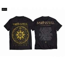 MOONSPELL - Tour 2018 Modelo 2