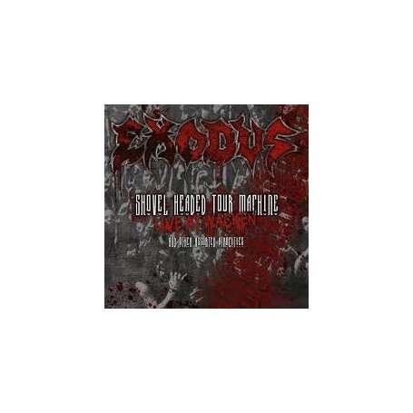 EXODUS - Shovel headed tour machine - Cd + DVD