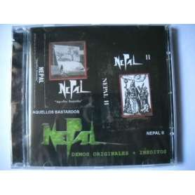NEPAL DEMOS - ORIGINALES +...