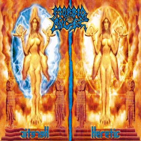 MORBID ANGEL - HERETIC - Cd