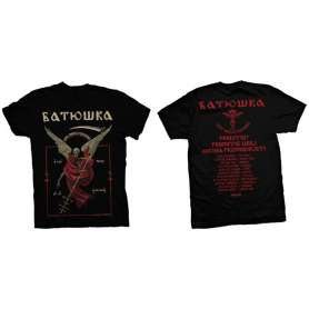 BATUSHKA - Tour 2018 Remera...