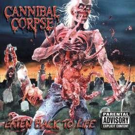 CANNIBAL CORPSE  - Eaten...