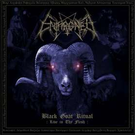 ENTHRONED Black goat ritual