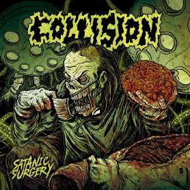 COLLISION - Satanic surgery...