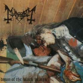 MAYHEM - Dawn Of The Black...