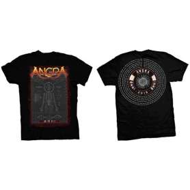 ANGRA - Tour 2018 Remera Mod 1