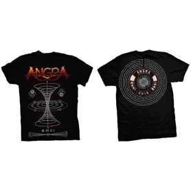 ANGRA - Tour 2018 Remera Mod 2