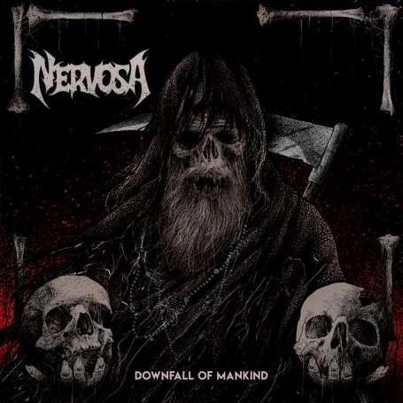 NERVOSA - Downfall of mankind - Cd