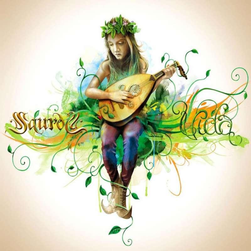 SAUROM - Vida - Cd
