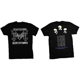 MAYHEM - Tour 2018 Remera