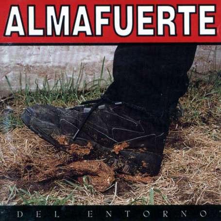 ALMAFUERTE - Del entorno - Cd
