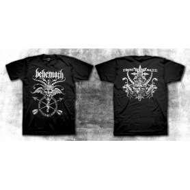 BEHEMOTH - Phoenix Rising Tour 2012 REMERA