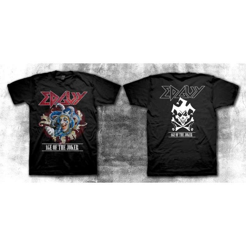 EDGUY - Age of Joker Tour REMERA