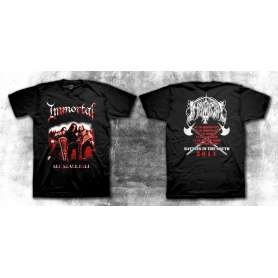 IMMORTAL - Blizzard beast REMERA