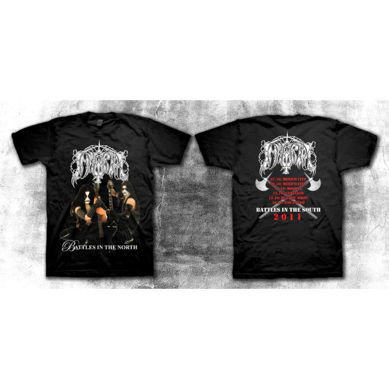 IMMORTAL - Battles in the north REMERA