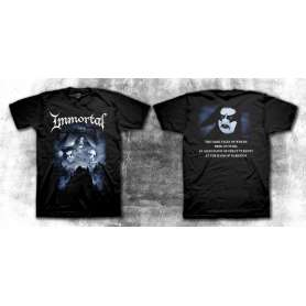 IMMORTAL - Tour 2011 REMERA
