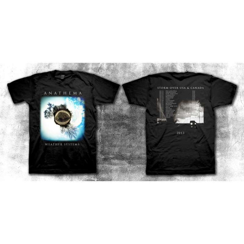 ANATHEMA - Weather system Tour 2013 REMERA