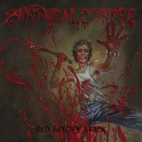 CANNIBAL CORPSE - Red before black - Cd