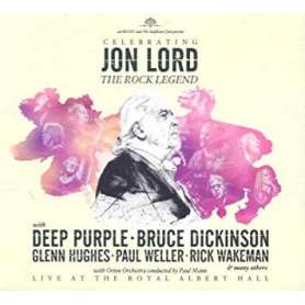 JON LORD - The rock legend...