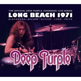 DEEP PURPLE - Long Beach 1971
