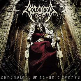 COLDBLOOD - Chronology of...