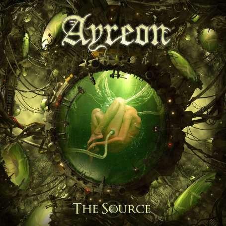 AYREON - The Source - 2CD