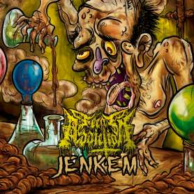 FECAL ADDICTION - Jenkem