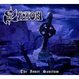 SAXON - The inner sanctum - Cd+ DVD