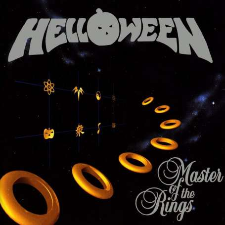 HELLOWEEN Master of the rings