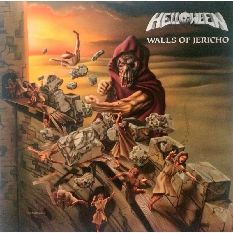 HELLOWEEN - Walls of Jericho - 2Cd  Walls of Jericho
