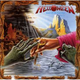 HELLOWEEN Keeper of the seven keys Part II