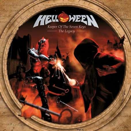HELLOWEEN  Keeper of the seven keys 3 - 2CD