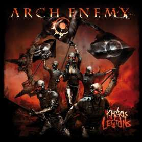ARCH ENEMY - Khaos Of Legion