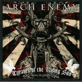 ARCH ENEMY Tyrants of the...