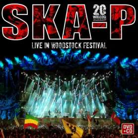 SKA - P - Live in Woodstock...