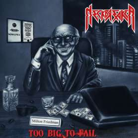 NECKBREAKER - Too big to fail
