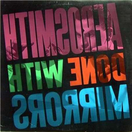 AEROSMITH - Done with mirrors - VINILO