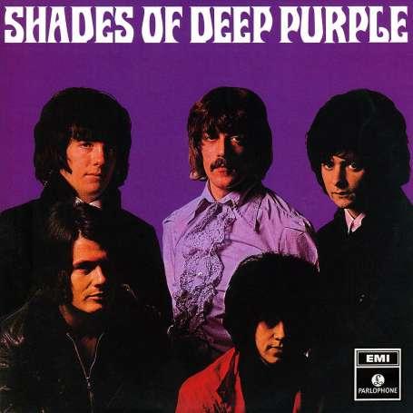 DEEP PURPLE - Shades of Deep Purple  (vinilo LP)